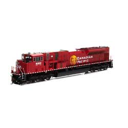 Athearn G27333 HO G2 SD90MAC-H Phase II w/DCC & Sound Canadian Pacific #9303