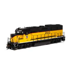 ATHG65330 Athearn Inc HO GP50, Dakota & Iowa Ry #2512