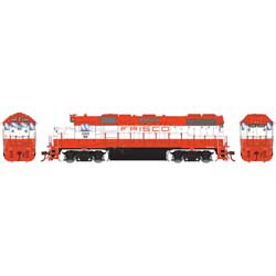 ATHG65366 Athearn Inc HO GP38-2, BN/Frisco Patch #2256