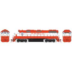 ATHG65367 Athearn Inc HO GP38-2, BN/Frisco Patch #2258