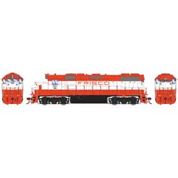 ATHG65369 Athearn Inc HO GP38-2, BN/Frisco Patch #2331
