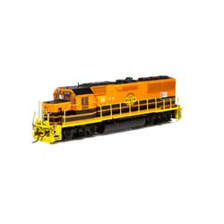 Athearn G65702 HO GP50 Phase 1 TP&W/ & #5009