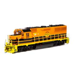 Athearn G65703 HO GP50 Phase 1 TP&W/ & #5010