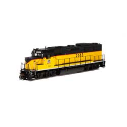 Athearn G65799 HO GP50 w/DCC & Sound Dakota & Iowa Ry #2513 ATHG65799