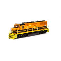 Athearn G65800 HO GP50 Phase 1 w/DCC/SND IORY/ & Black#5007