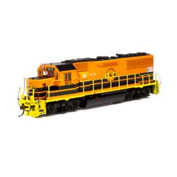 Athearn G65801 HO GP50 Phase 1 w/DCC/SND IORY/ & Black#5012