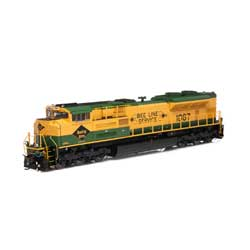 Athearn G69275 HO SD70ACe NS/RDG Heritage #1067 ATHG69275
