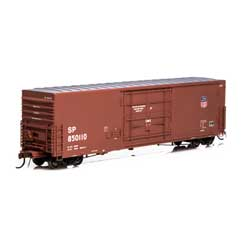 ATHG69384 Athearn Inc HO 50' PC&F SS Box,UP/SP #850110
