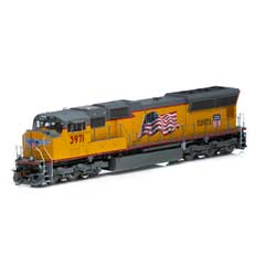 Athearn G69563 HO SD70M w/DCC & Sound UP #3971