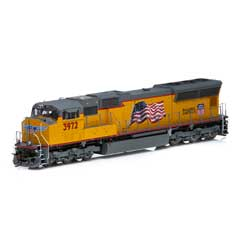 Athearn G69564 HO SD70M w/DCC & Sound UP #3972