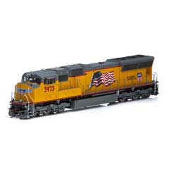 Athearn G69565 HO SD70M w/DCC & Sound UP #3973