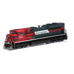 Athearn G89828 HO SD70ACe with DCC & Sound, Ferromex #4079 ATHG89828