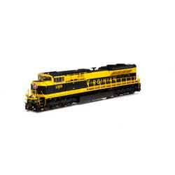 Athearn G89834 HO SD70ACe with DCC & Sound, NS/VGN Heritage #1069 ATHG89834