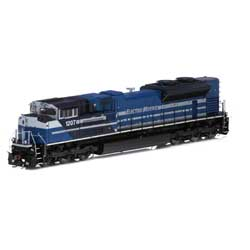 ATHG89837 Athearn Inc HO SD70ACe w/DCC & Sound, EMD Lease #1207
