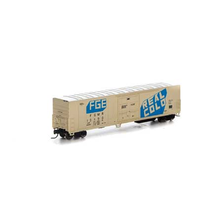 N 57' Mechanical Reefer, FGE #13190
