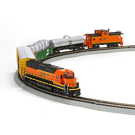 Athearn train sets n scale