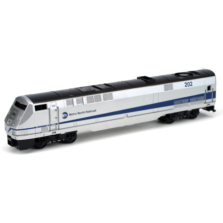 HO KIT AMD103 Dummy, Metro North #2 (ATH3681): Athearn Trains