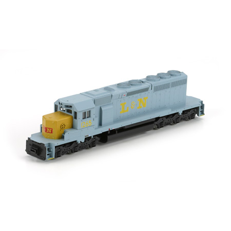 HO KIT SD40-2 w/Chicken Wire Grill, L&N (ATH6318): Athearn Trains