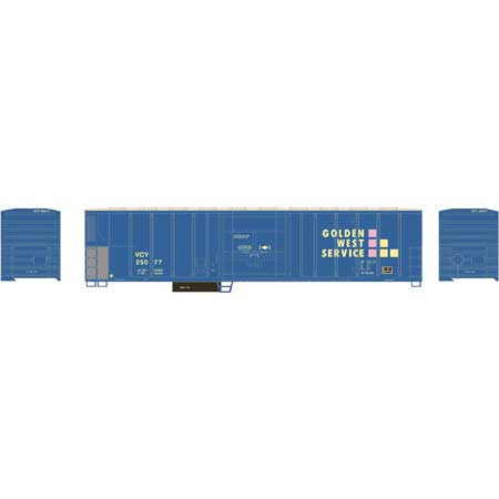 HO RTR 57' Mechanical Reefer, GWS #25077