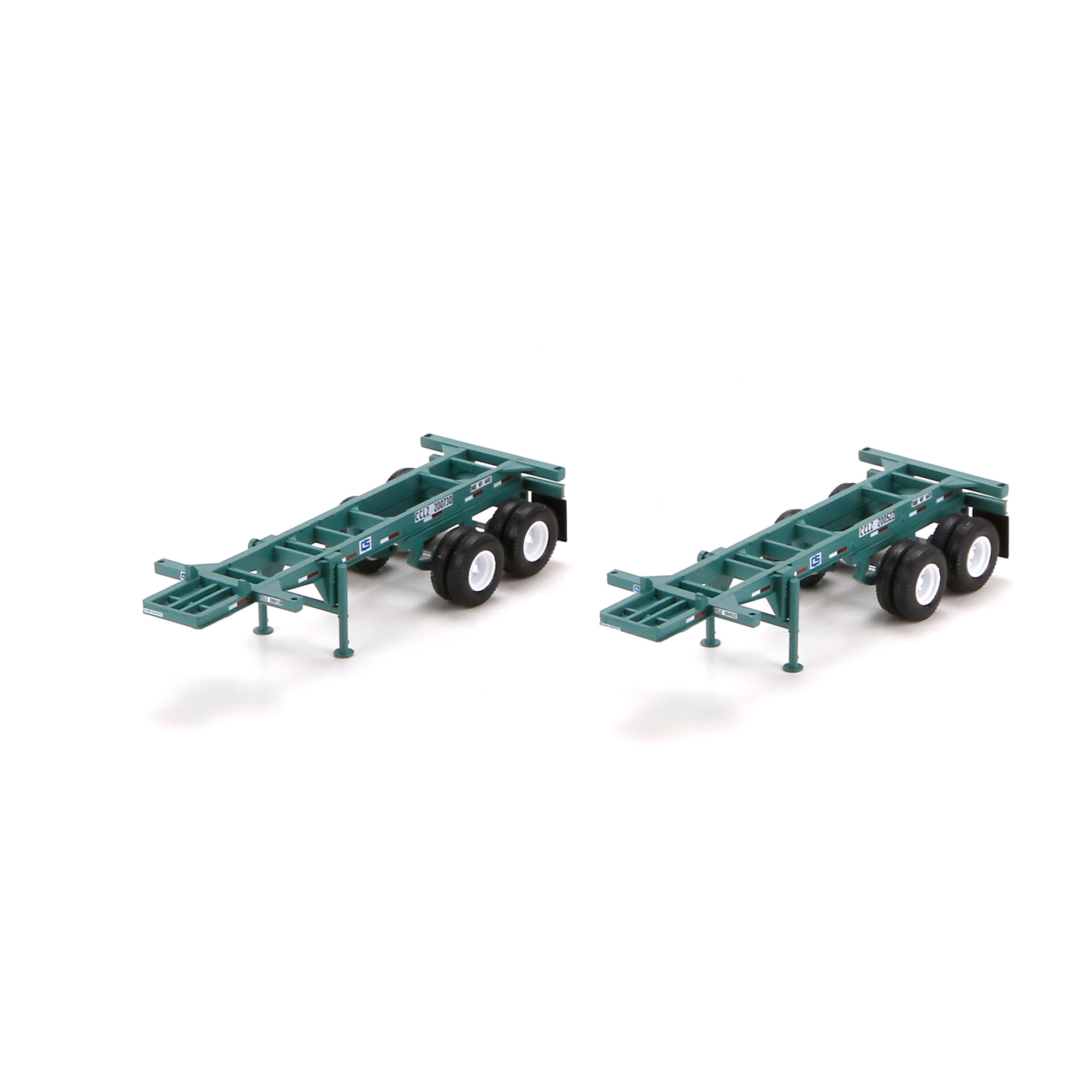 Container Chassis Landing Gear : Ho rtr container chassis china shipping ath