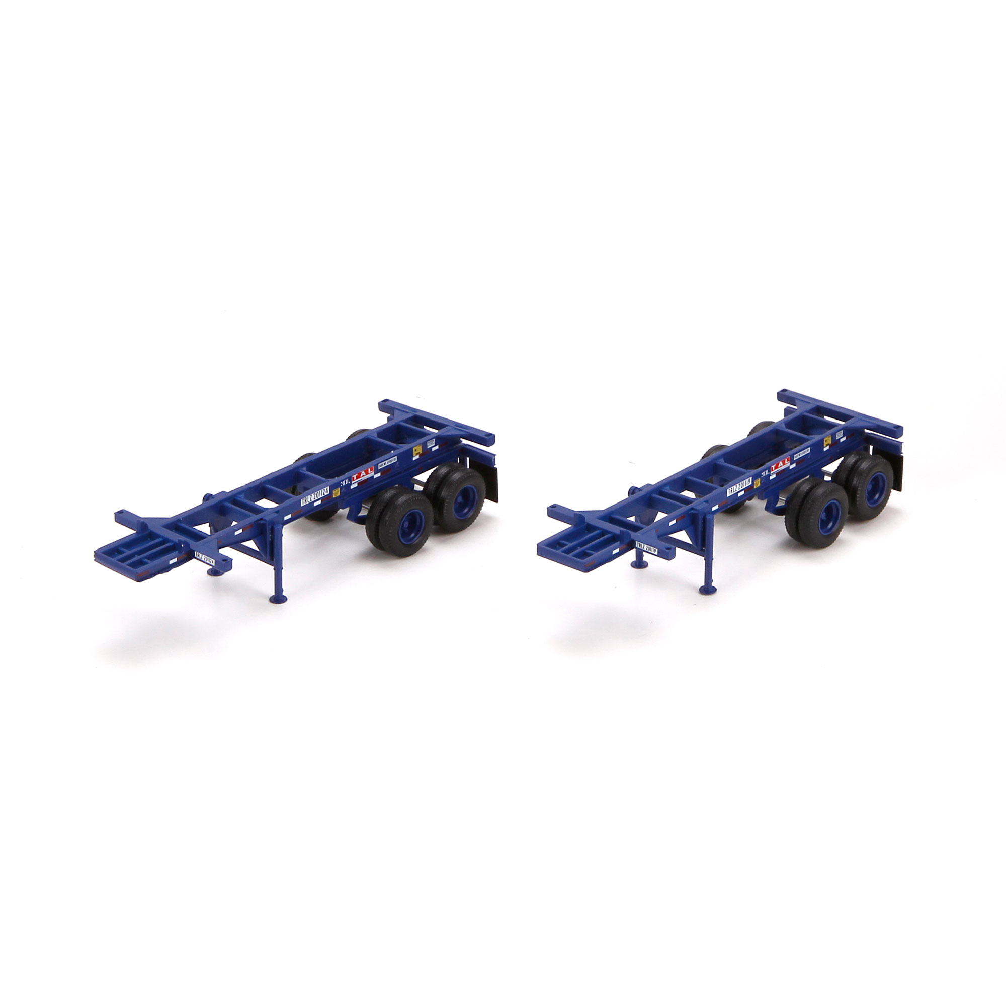 Container Chassis Landing Gear : Ho rtr container chassis tal ath athearn