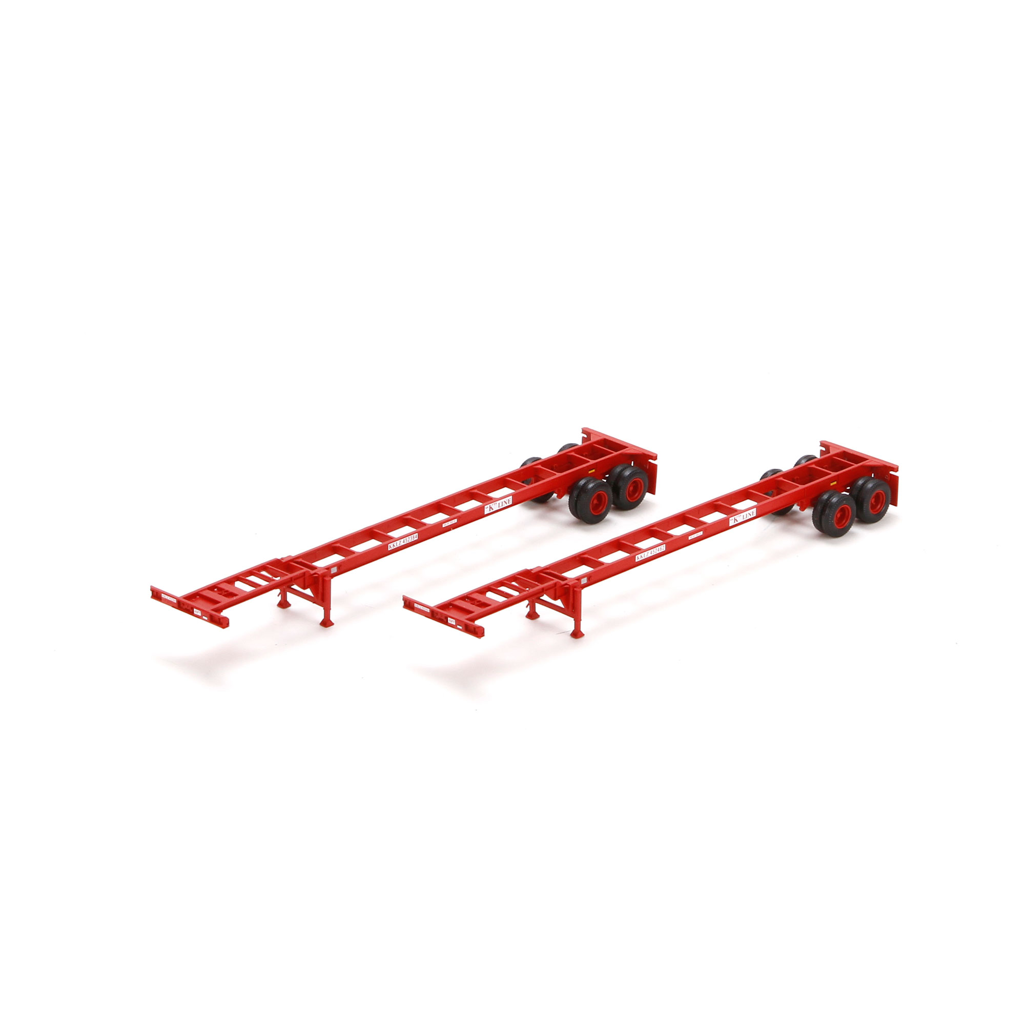 Container Chassis Landing Gear : Ho rtr container chassis k line ath