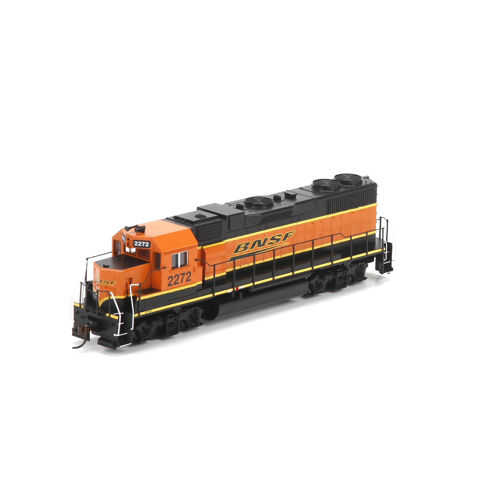 HO RTR GP38-2, BNSF/Wedge #2272