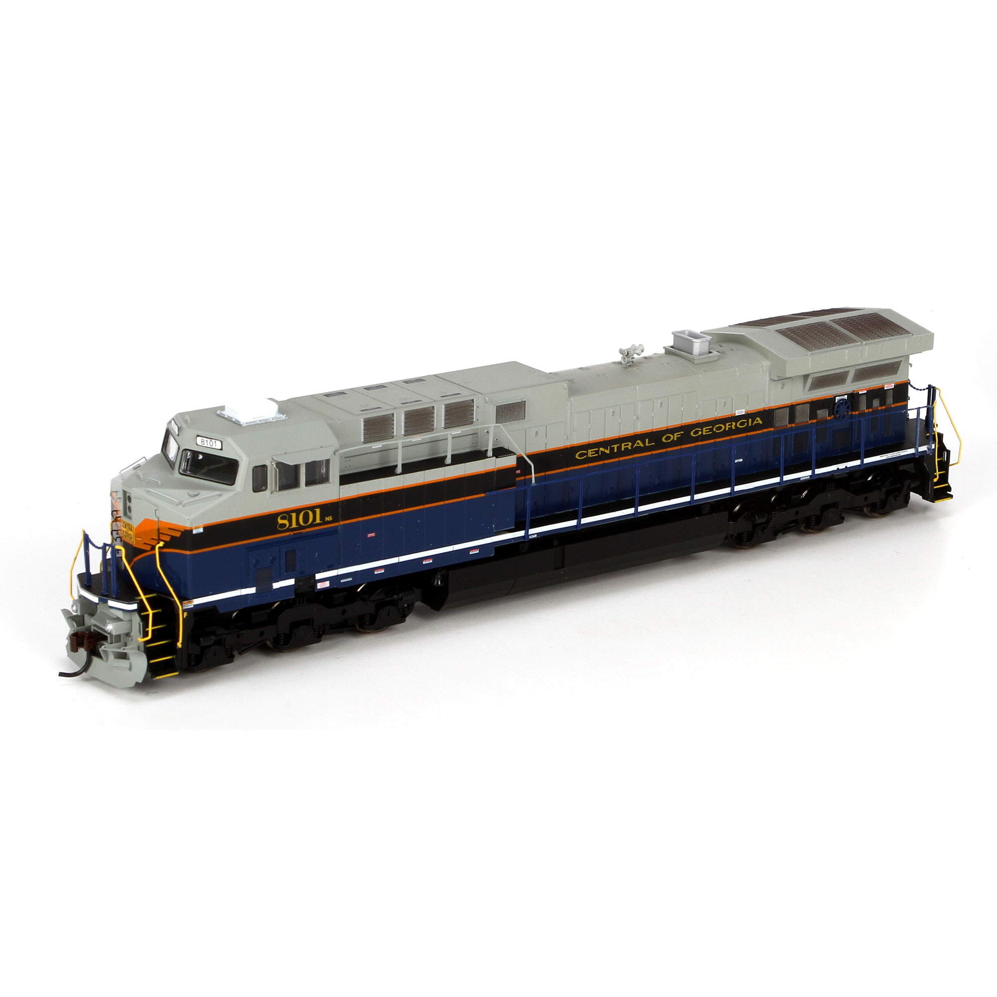 Ho Rtr Ac4400 Ns Cofg Heritage 8101 Ath77668 Athearn Trains