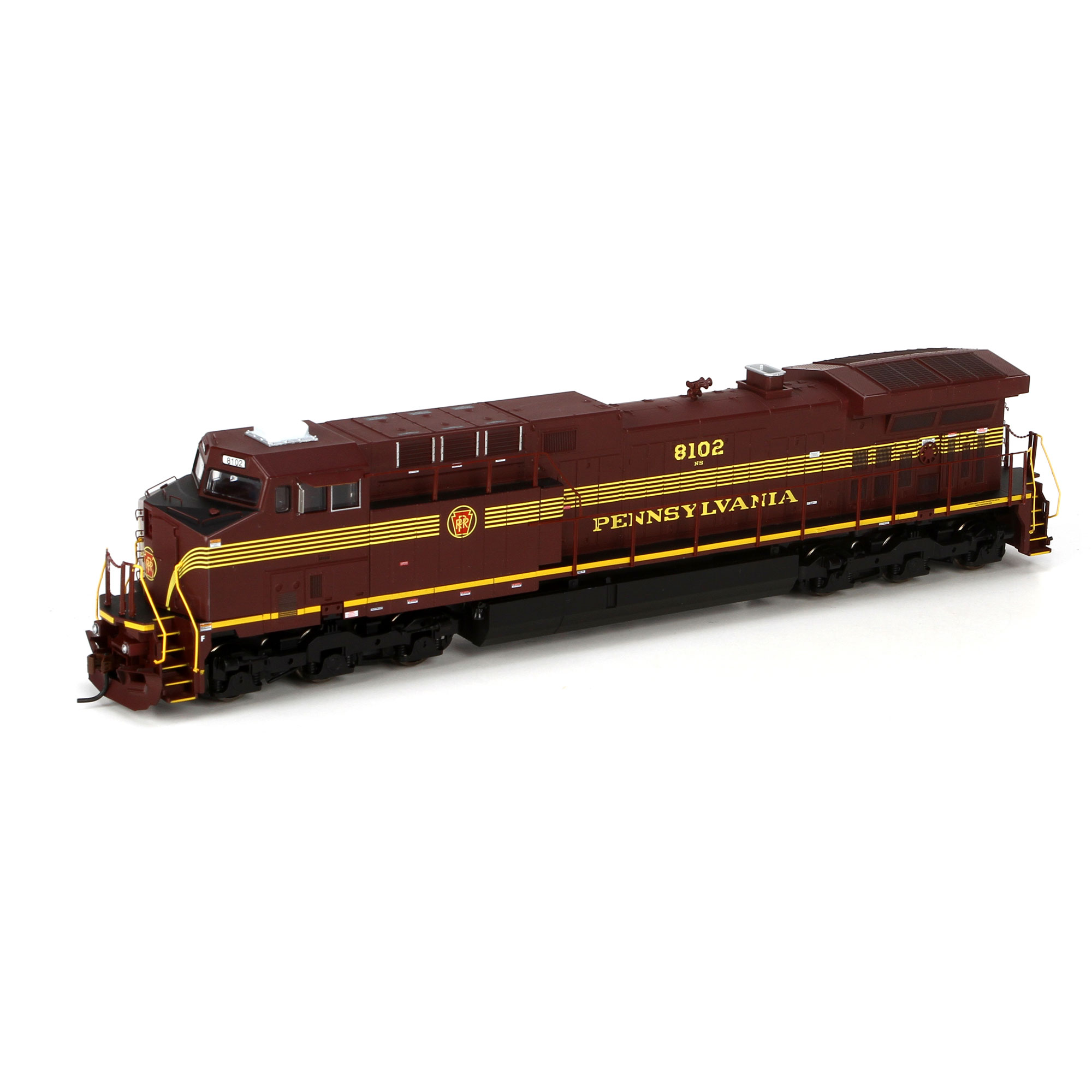 Athearn ns heritage units