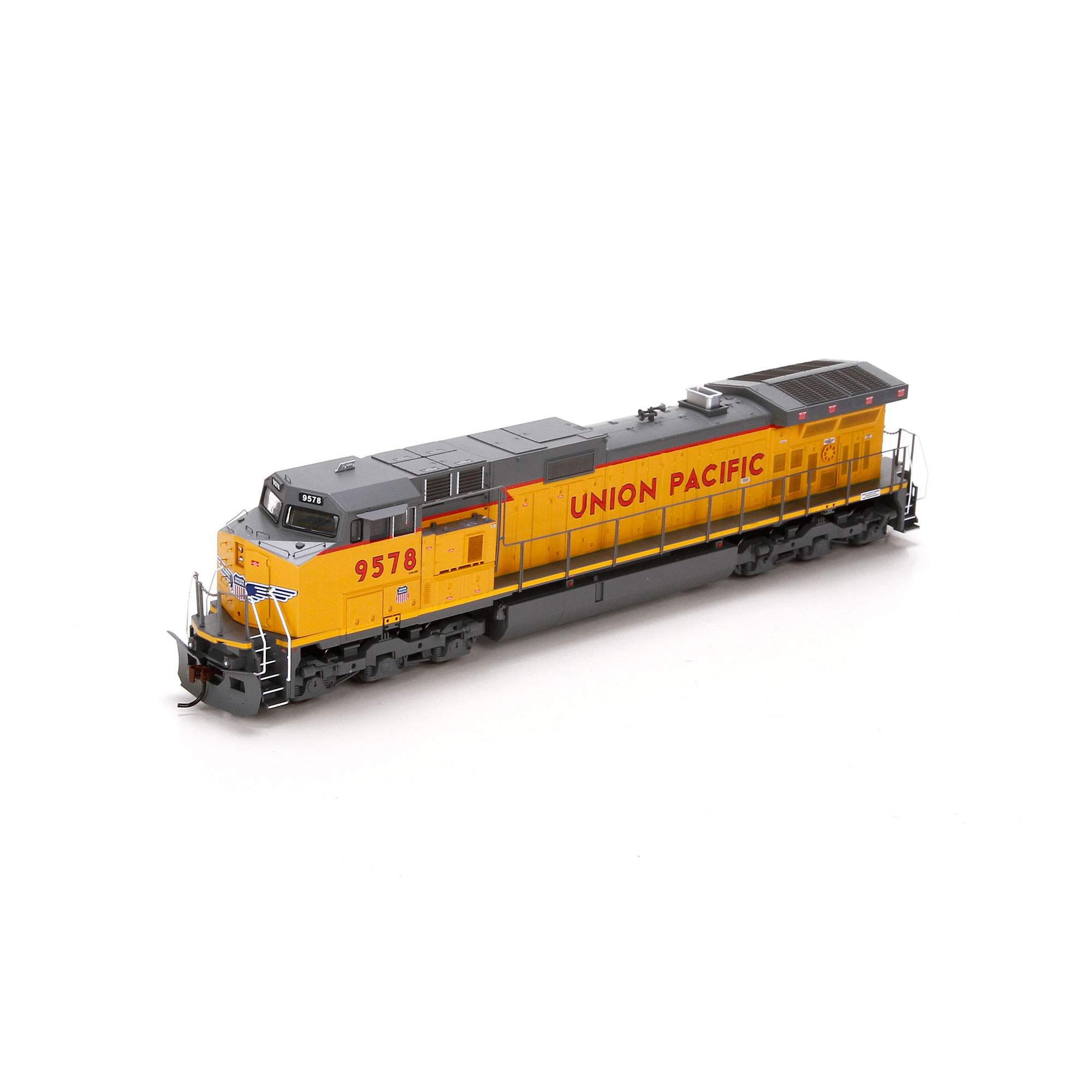 Ho Rtr Dash 9 44cw Up 9578 Ath77994 Athearn Trains
