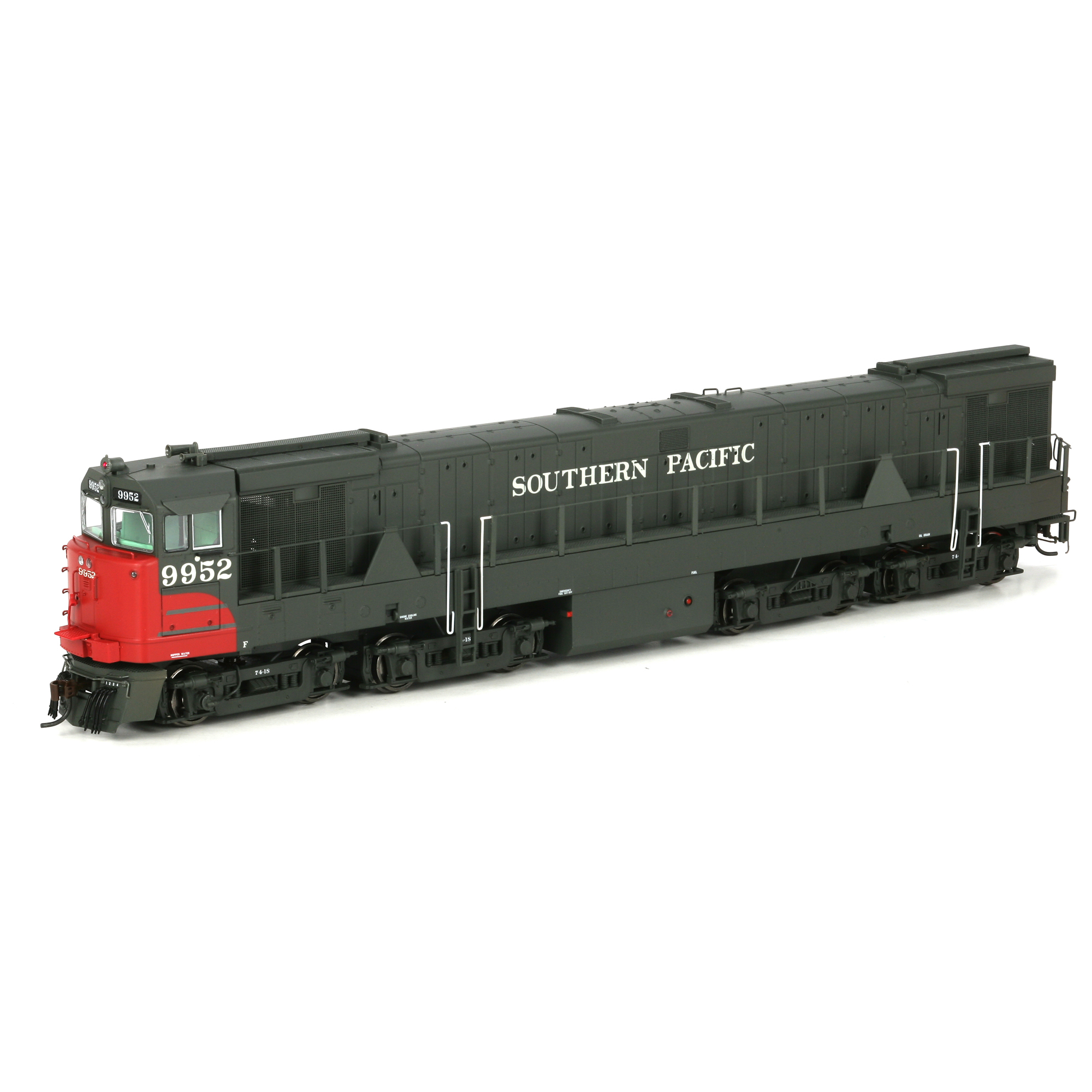 Ho Rtr U50 Sp 9952 Ath88680 Athearn Trains
