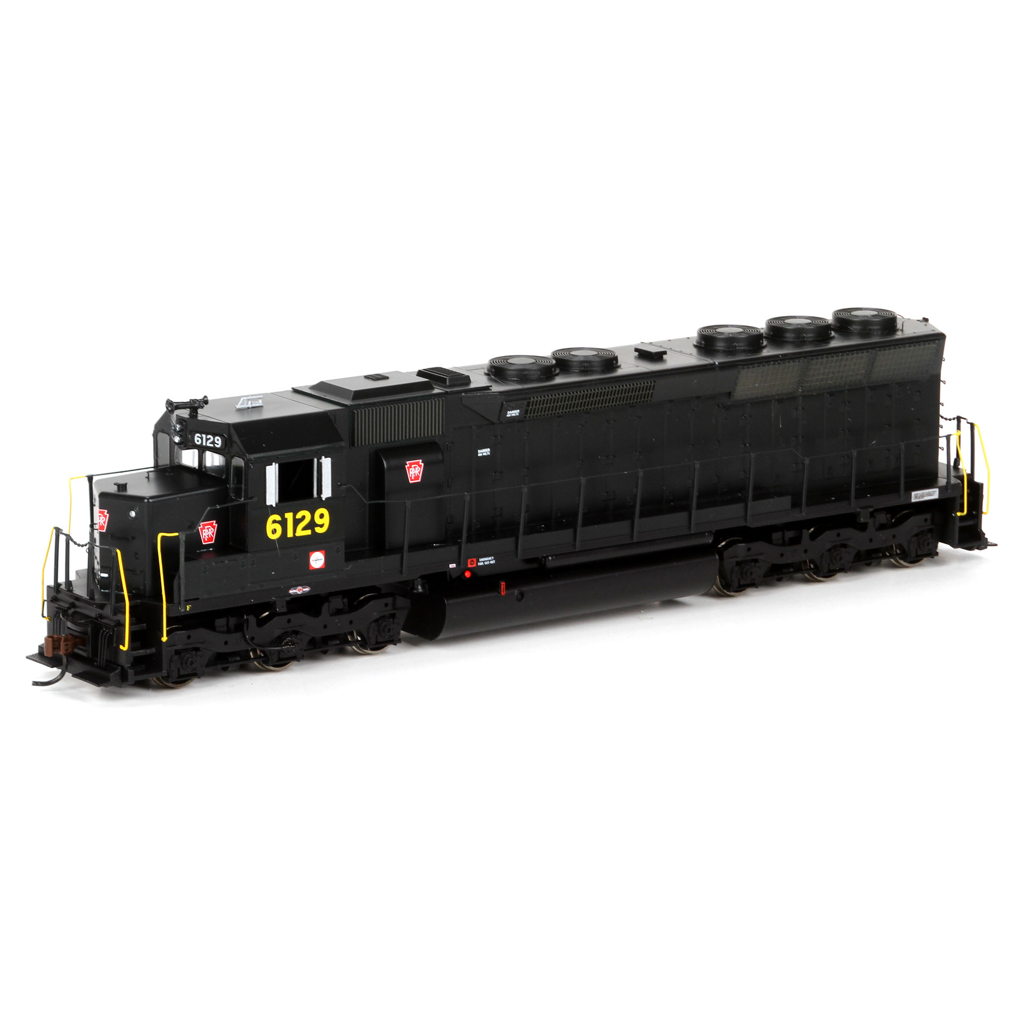 Ho prr decals