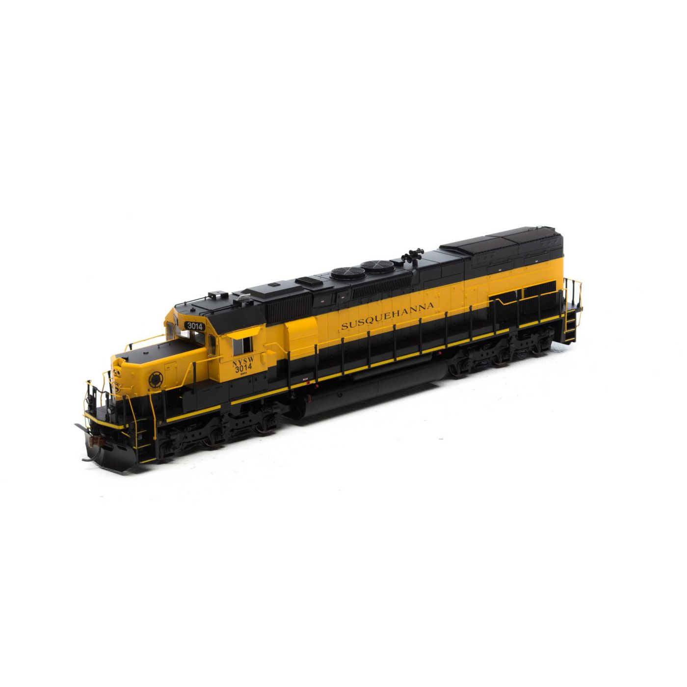 Ho Rtr Sd40t 2 Nys W 3014 Ath98302 Athearn Trains