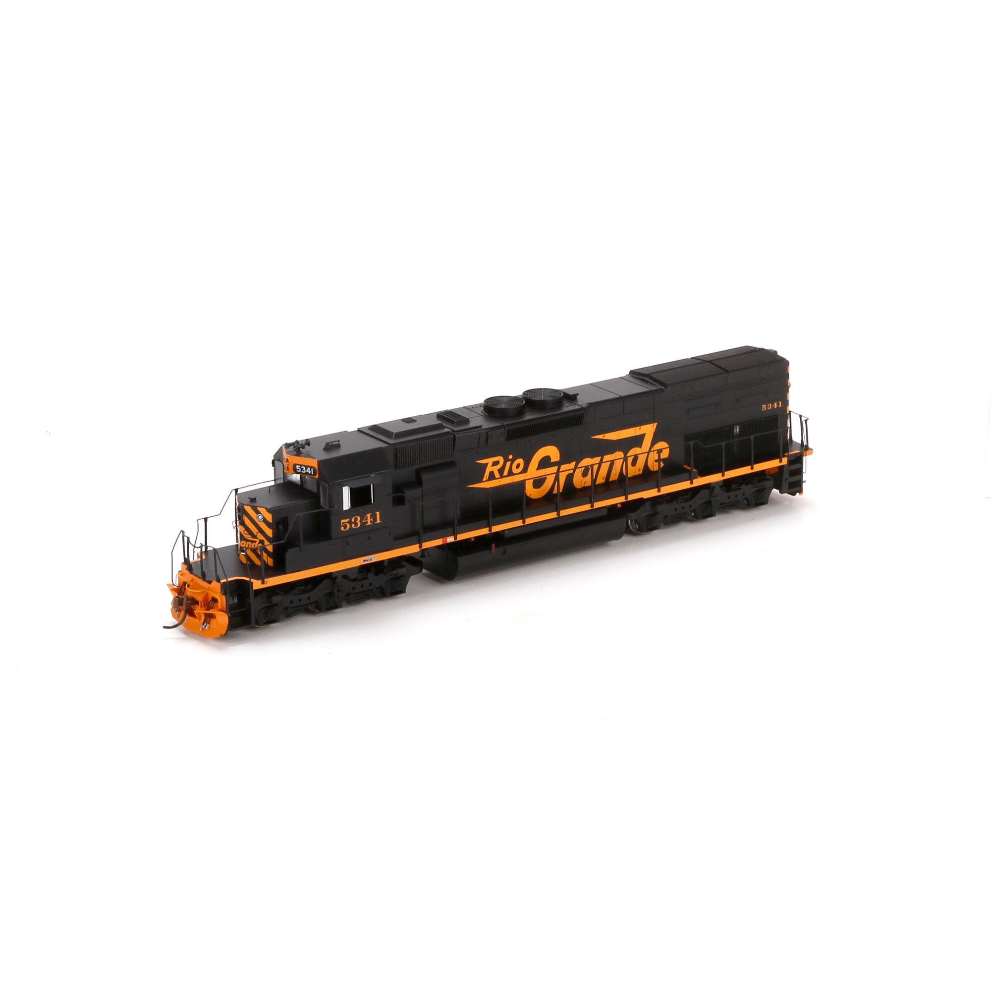 Ho Rtr Sd40t 2 D Rgw 5341 Ath98323 Athearn Trains