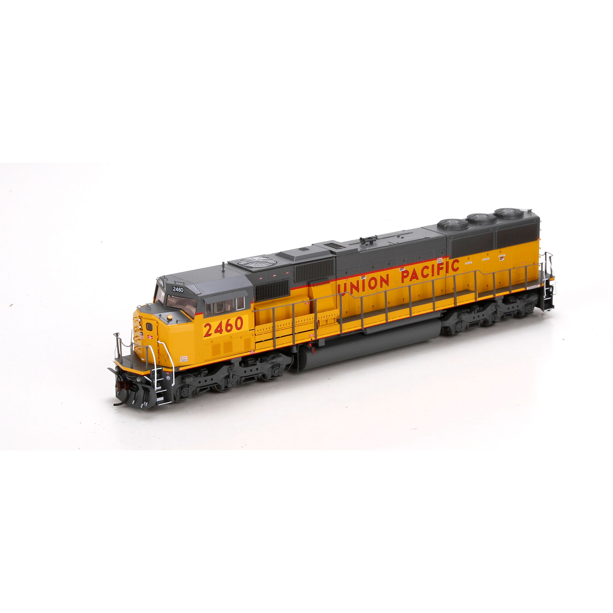 HO SD60M, UP/Yellow Sill Stripe #2460