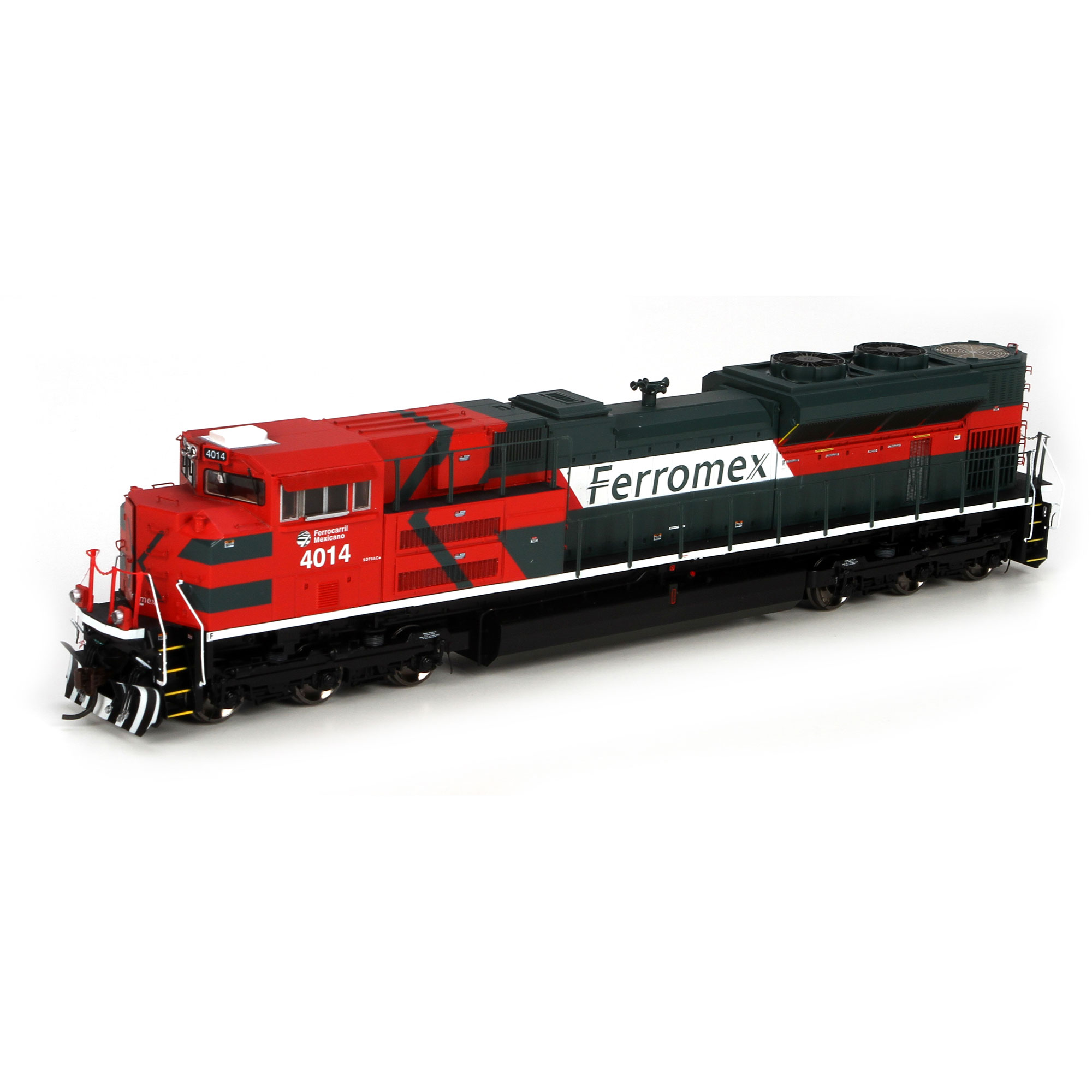 Ho Sd70ace Ferromex 4014 Athg68545 Athearn Trains