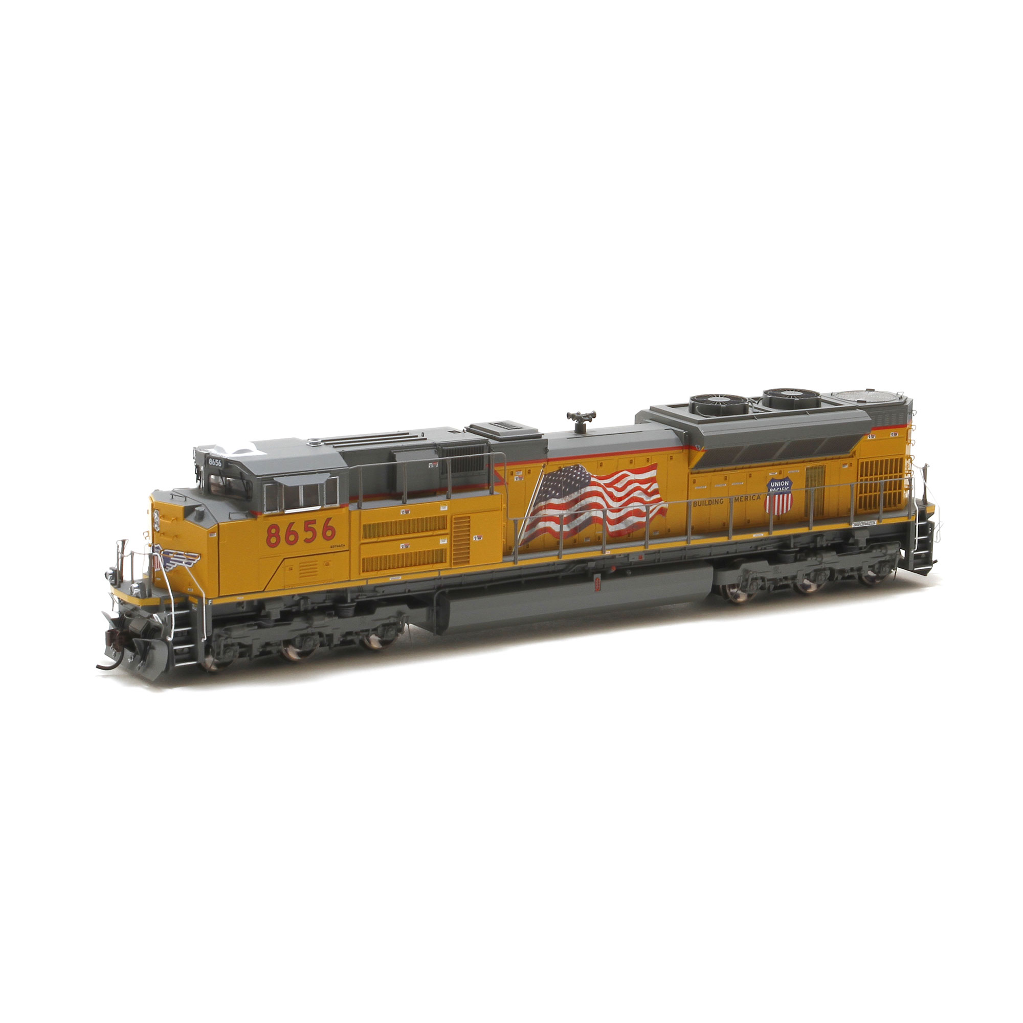 Ho Sd70ace Up 8656 Athg68583 Athearn Trains