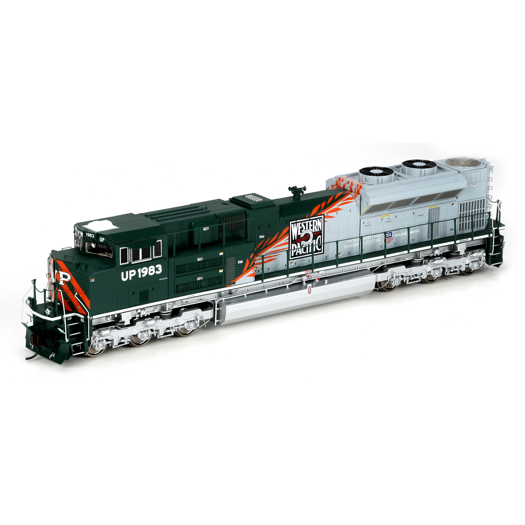 HO SD70ACe W/DCC & Sound, UP/WP Heritage #1983 (ATHG68624