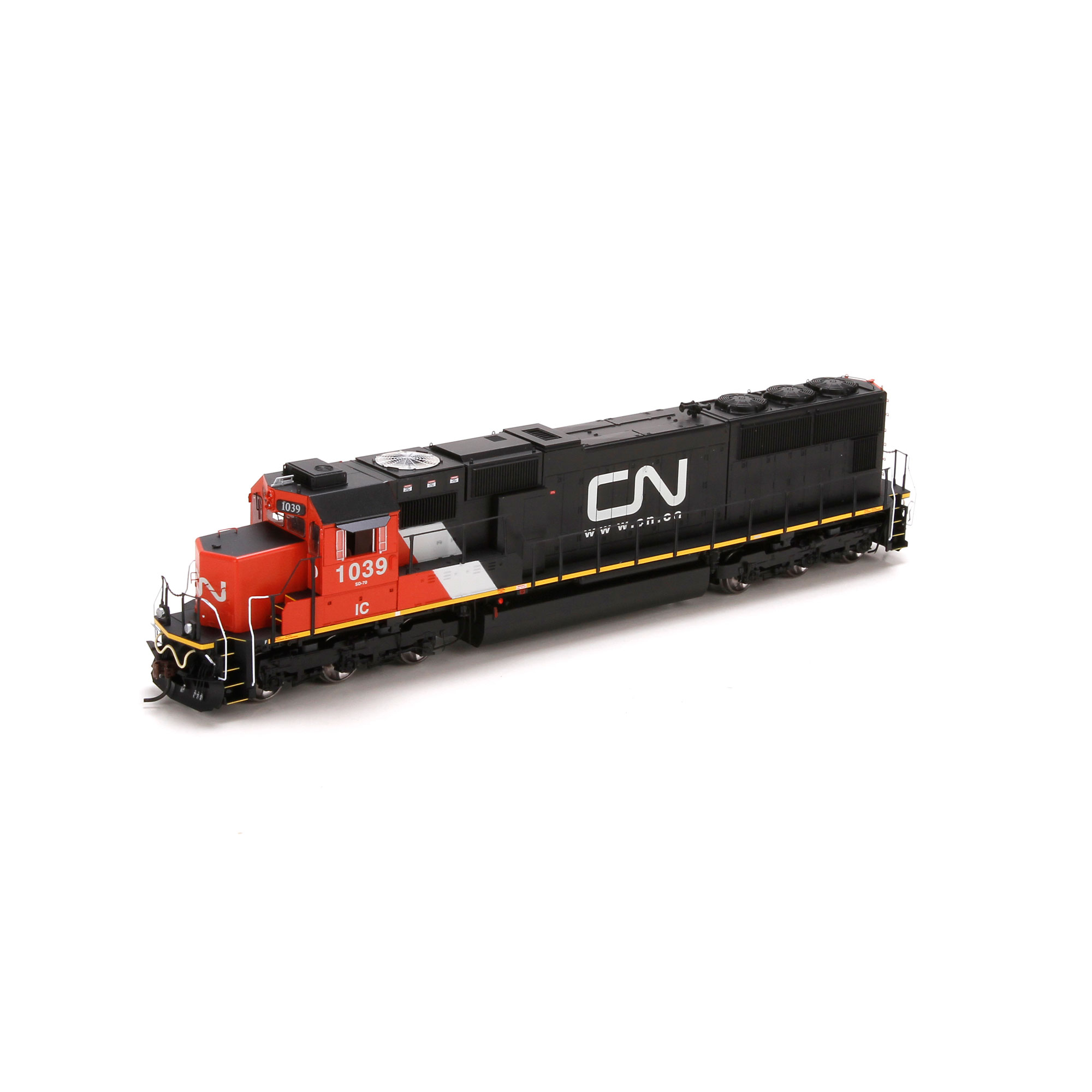 HO SD70I w/DCC & Sound, CN #1039