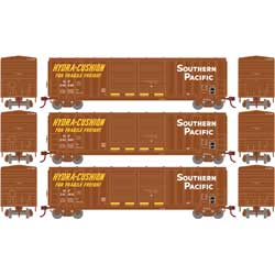 Roundhouse RND1090 HO 50' FMC 5283 Double Door Box, SP (3)