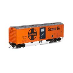 HO 50' Smooth Side Mechanical Reefer, SF #2192