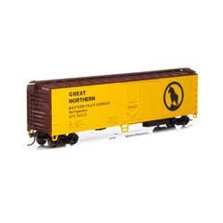 HO 50' Smooth Side Mechanical Reefer,GN/WFEX #8050