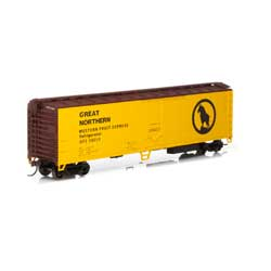 HO 50' Smooth Side Mechanical Reefer,GN/WFEX #8059