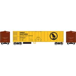 HO 50' Smooth Side Mechanical Reefer,GN/WFEX #8067