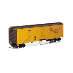 HO 50' Smooth Side Mechanical Reefer,ART/RMAX #190