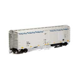 HO 50' SS Mechanical Reefer, TILX #793100