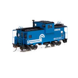 RND90150 Roundhouse HO Wide Vision Caboose,CR #22139