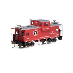 RND90151 Roundhouse HO Wide Vision Caboose, GN #X96