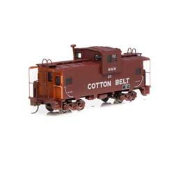 RND90156 Roundhouse HO Wide Vision Caboose, SSW #23