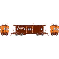 Roundhouse 90179 HO Bay Window Caboose SP #1500